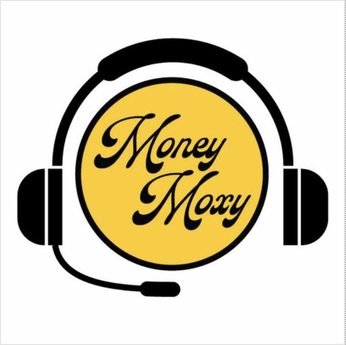 yellow circle Money Moxy earphones